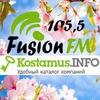 Kostamus.info | Fusion FM Шансон | Костомукша