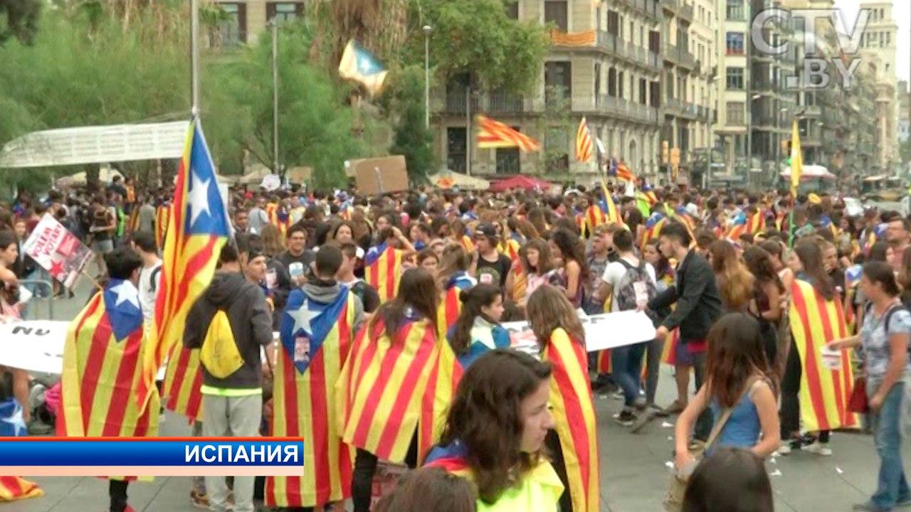 Премьер Испании: Мадрид несклонится перед «шантажом» Каталонии