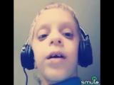 Мальчик сделал кавер на трек GAZIROVKA -
