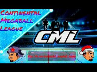 CML, Skull Hunters vs. New Age Megaball (By VIP Belka)