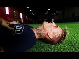 The Drs. Web Exclusive Aaron Carter's Alarming Personal Training Session - YouTube