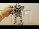 ROBOTECH MACROSS Veritech Fighters Toy review