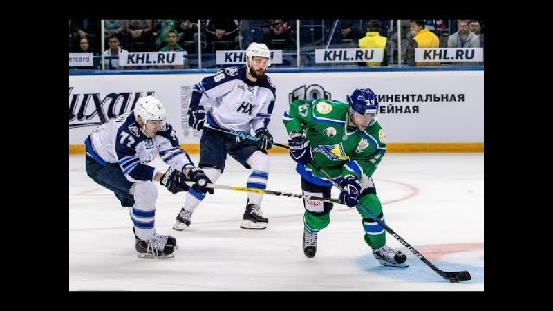 Салават Юлаев–Нефтехимик. Товарищеский матч 19.02.2018