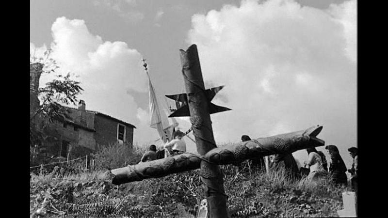 """Ночи Кабирии"" 1957 драма Федерико Феллини"