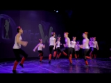 DANCEWAY 15.04.18 East diamond team - Mr.Policeman - 3 место Рук.Рязанова Юлия
