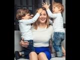 Шоумания: Мария Кожевникова с детками проводили Масленицу