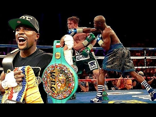 Floyd Mayweather vs Undefeated Opponents