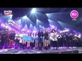 180207 Red Velvet - Bad Boy No.1 @ Show Champion