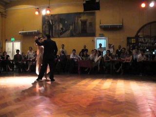 Pata Ancha - Juan Malizia y Manuela Rossi en Soho Tango