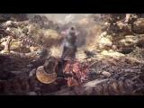 Monster Hunter World PS4 Trailer_ Aloy Crossover Costume _ PlayStation 4 _ Paris Games Week 2017