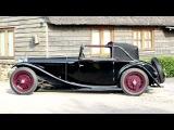 Alvis Speed 20 SA Tourer by Vanden Plas '1933