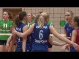 В Самаре стартовал 4-й тур Чемпионата России по волейболу среди женских команд 201...