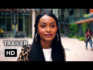 Grown-ish (Freeform) College Parties Trailer HD - Black-ish spinoff
