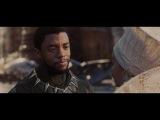 Новый тв-ролик к фильму «Чёрная Пантера»