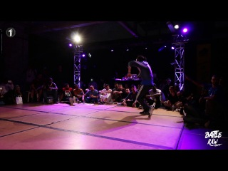 ICE VS MA2T [LILLE BATTLE RAW - 1/4 HIPHOP] |