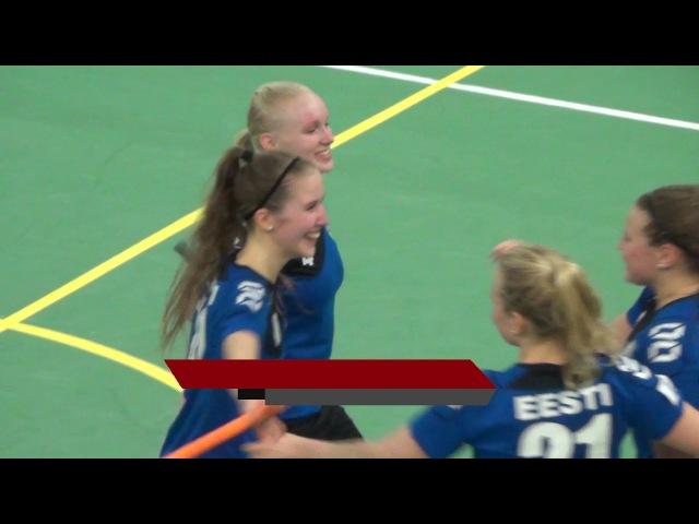 ELVI FL: FK Ķekava - Eesti 8:7 (06.03.2018)