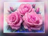 Цветочная живопись (