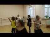 Вот так мы танцуем после вкусного пирога))))