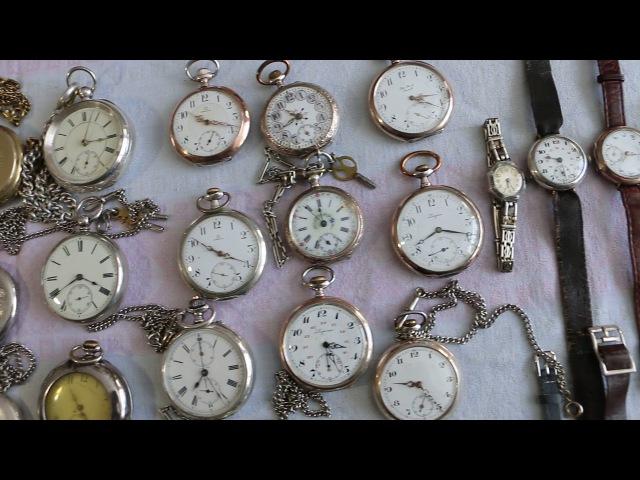 Александр Бродниковский - золотые и серебряные часы