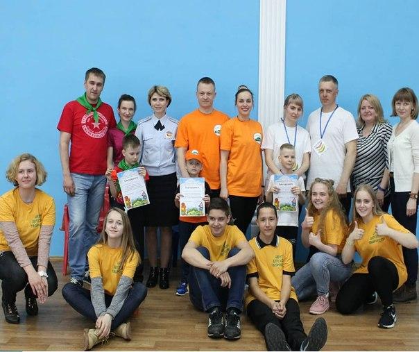 Усть-Илимская госавтоинспекция организовала семейный турнир по знанию ПДД