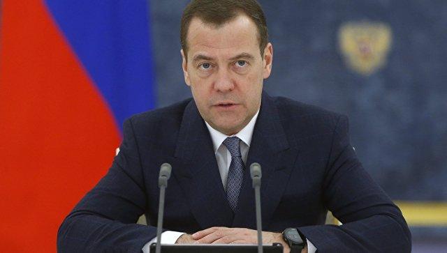 Медведев назвал первых претендентов на места в новом правительстве