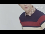 170921 ZHANG YIXING 张艺兴 LAY — SPD BANK Credit Card