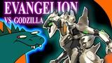 Evangelion X Godzilla Shiryu NERV Unit 01 Anti G Weapon RIOBOT Review