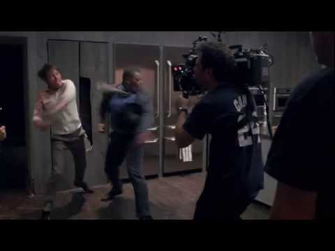 Hannibal Season 2 - Behind The Scenes of The Fight (1080p)