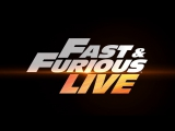 FAST AND FURIOUS LIVE ON SALE FRIDAY