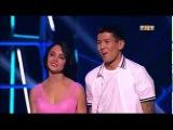 Тимур Базаров и Александра Горошко - Танцы на ТНТ