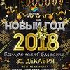 НОВЫЙ ГОД 2018 в Микс-клубе МАЛЕВИЧ 18+