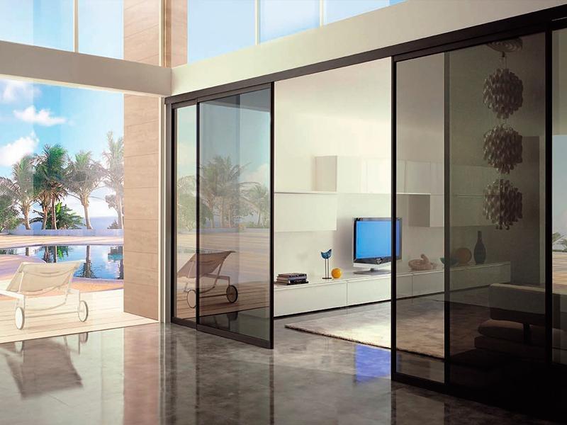Что такое сдвижные стеклянные двери?, изображение №2