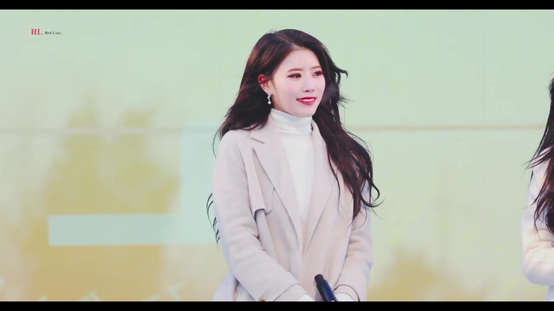 [180123] Mijoo - First Snow @ «PyeongChang Winter Olympics Torch Relay Celebration Event»