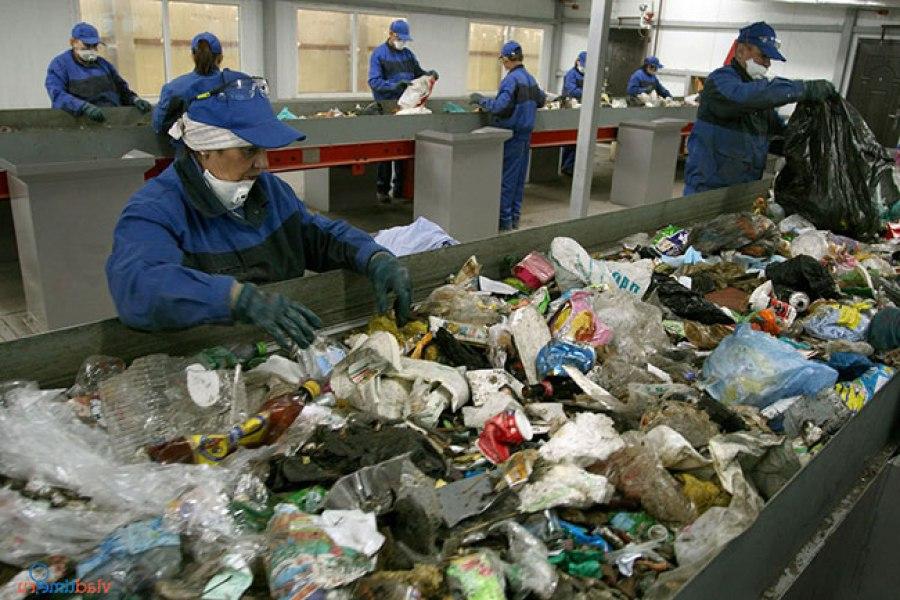 Крыму нужны мусорные заводы