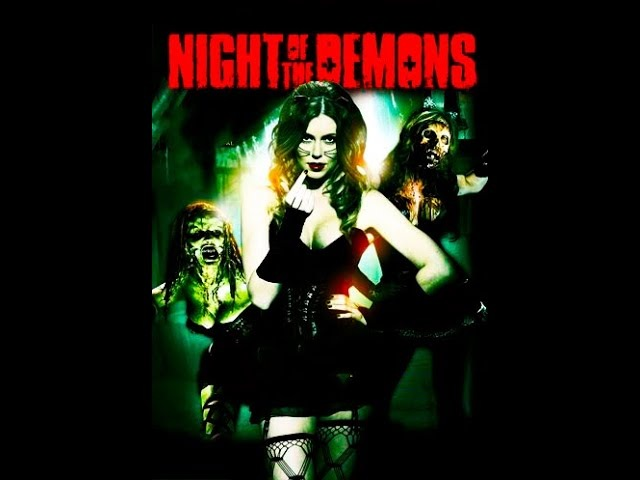 Ночь демонов (Night of the Demons) 2009 - трейлер