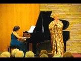 Svetlana Strezeva sings Ave Maria by Caccini