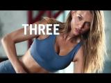 Жозефин в рекламном ролике «Victorias Secret Sport»