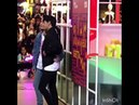 Moment singto x krist His wifes hand is naughty siam center summer get way 042018