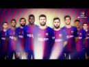 Барселона - чемпионы LaLiga 201718!