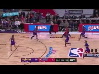 2018 NBA Celebrity All-Star Game - Full Game Highlights [NR]