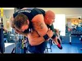 The Greatest Wrestler Bill Goldberg - Returned to the Powerful Training!!!