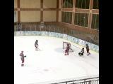 Безумный гол в турецком хоккее