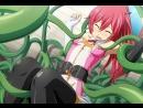 tentacles and schoolgirls