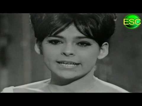 ESC 1966 02 - Denmark - Ulla Pia - Stop, Mens Legen Er Go'