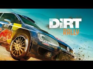 Dirt Rally @ DRL-Fan League - Mini Cooper S @ Findland [возвращение за руль после долгого перерыва]