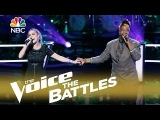 The Voice 2018 Battle - D.R. King vs. Jackie Foster