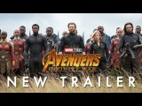 Marvel Studios Avengers: Infinity War - Official Trailer