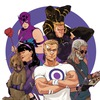 THE EDGE Комикшоп   Комиксы, манга, фигурки
