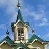 Свято-Никольский храм г. Слюдянка