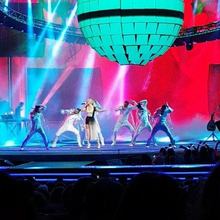 "🎙Dr.Styx Producer Songwriter on Instagram ""Возвращаемся с юбилейного концерта @valeriya в Крокус Сити Холл. Куча эмоций! Сцена, шоу, свет, звук ..."